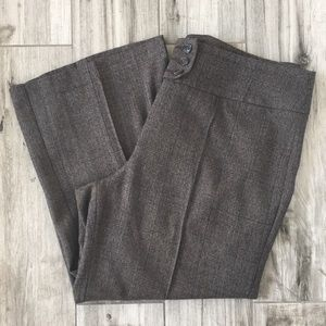 CAbi Brown Trouser Size 12